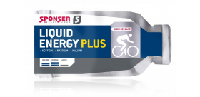 Sponser Liquid Energy Plus 40g