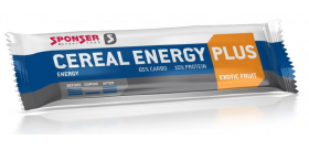 Sponser Cereal Energy Plus 40 g, eksootiline