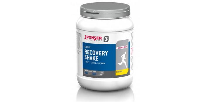 Sponser Recovery Shake 900 g