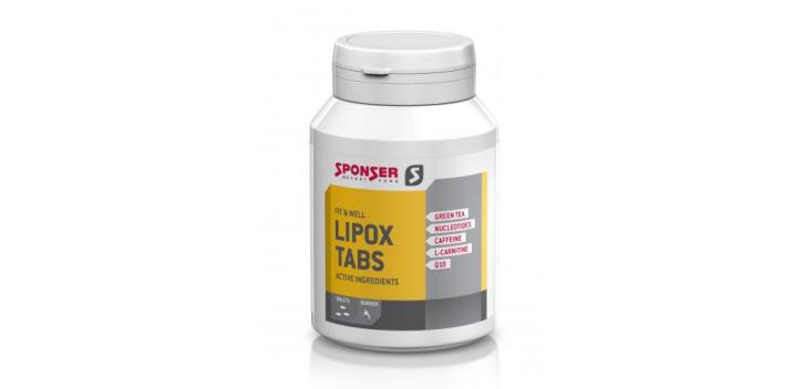 Sponser Lipox Tabs 120 tabletti