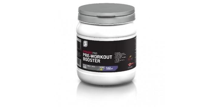 Pre-Workout Booster 450 g -Treeningueelne kofeiiniga joogipulber