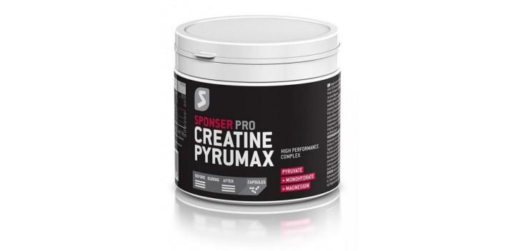 Taastusjoogid, aminohapped Creatine Pyrumax 280 kps