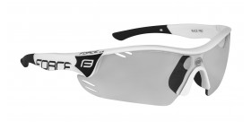 PRILLID FORCE RACE PRO white, photochromic