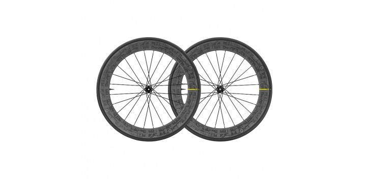 Comete Pro Carbon UST Disc LONDON Edition